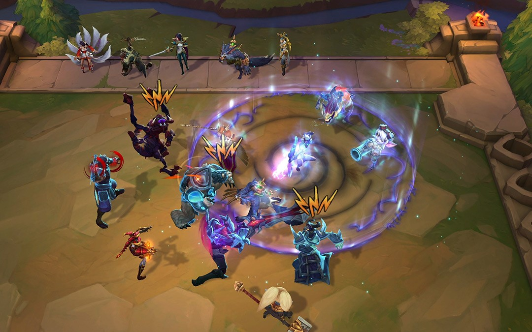 LoL Teamfight Tactics Micropatch and Roadmap Details