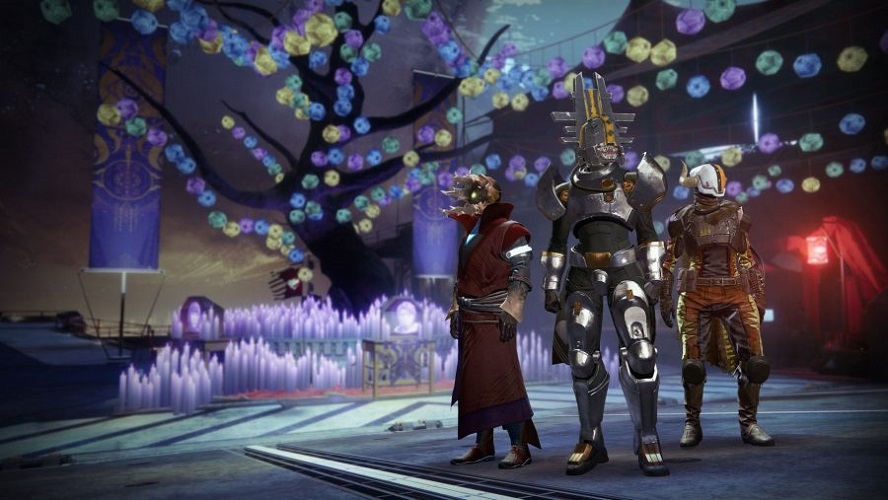 Notably, Bungie pointed out events like Festival of the Lost and Iron Banner won't exclude players that haven't upgraded from the base experience of New Light.