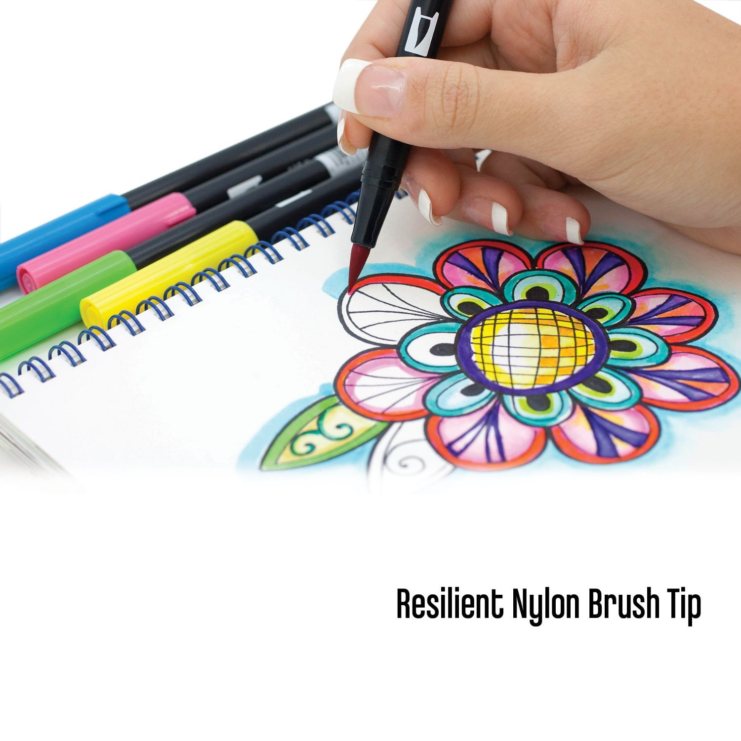 Art color markers - Crazy Versatile Watercolor Markers
