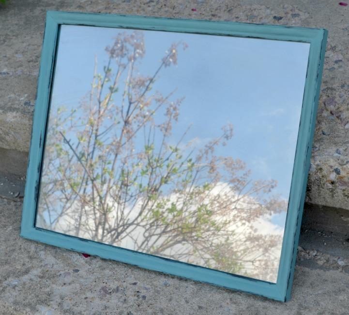 How to spray paint a mirror frame silver 10 spray paint for Mirror spray paint