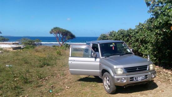 Car Tongatapu