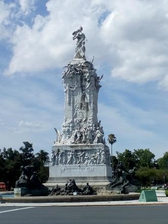 Spanish Monument