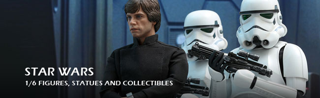Star Wars Figures Collectibles and Statues