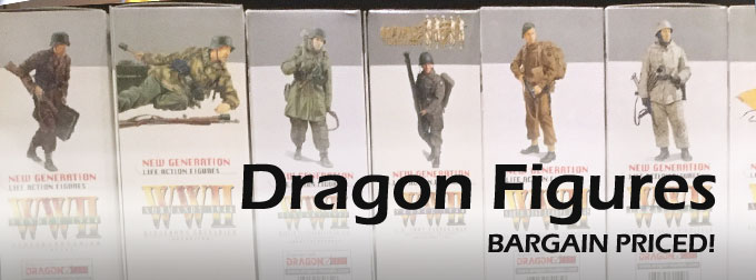 Dragon Models 1/6 Scale Figures