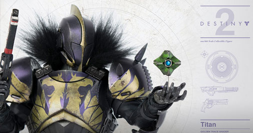 Titan Golden Trace