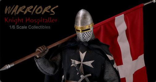 ACI Knight Hospitaller Crusader