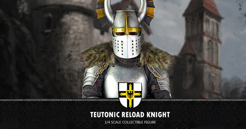COO Quarter Scale Legend Series Teutonic Knight