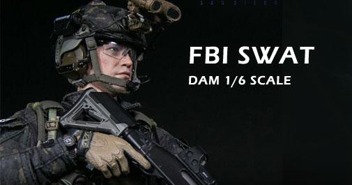 DAM FBI Swat