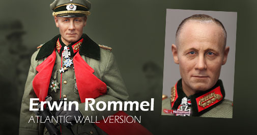 Erwin Rommell: Atlantic Wall Version