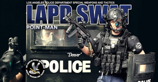 LAPD Swat 2.0