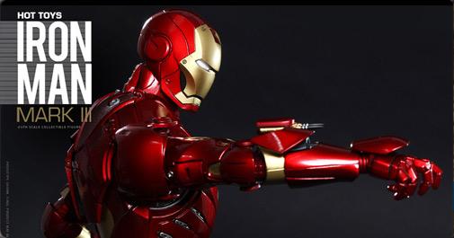 Iron Man III Diecast
