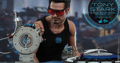 Tony Stark Reactor