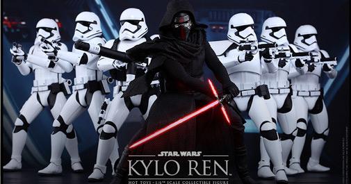 Star Wars The Force Awakensr