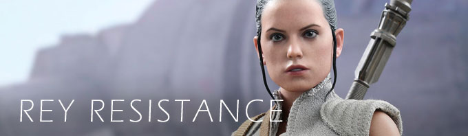 Rey in Resistance Outfit