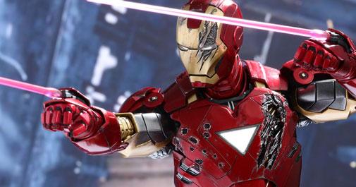 Iron Man Mark VI Diecast