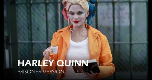 Harley Quinn: Prisoner Version Hot Toys 1/6 Scale Figure