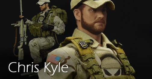 Chris Kyle 1/6 Figure