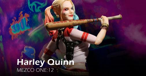Mezco Harley Quinn ONE:12