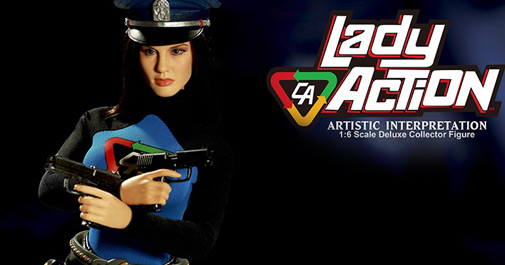 Lady Action