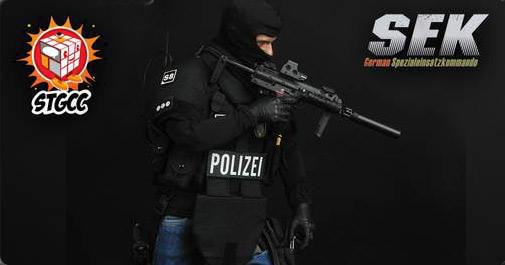German SEK STGCC
