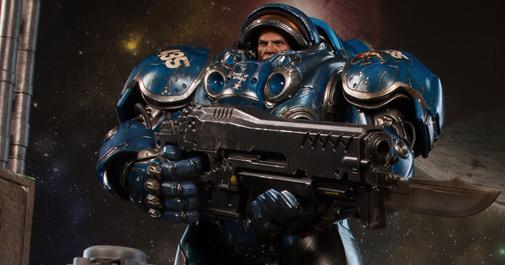 Tychus - Starcraft
