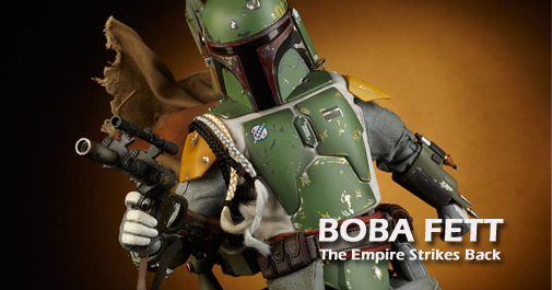 Boba Fett: Empire Strikes Back