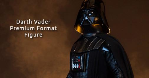 Darth Vader Premium Format
