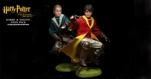 Star Ace Harry Potter and Draco