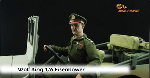 Wolf King Eisenhower
