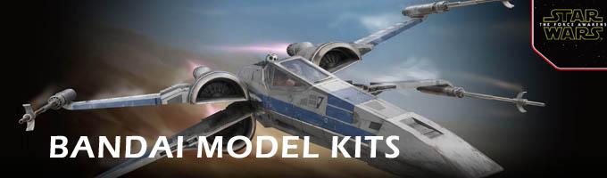 Bandai Plastic Models