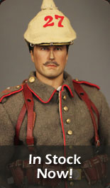 Upcoming World War I German Infantry Figure