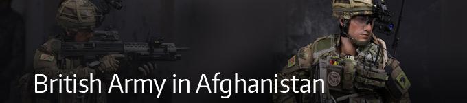 DAM British Army in Afghanistan
