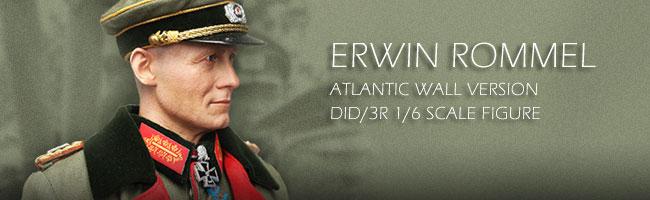 Erwin Rommell Atlantic Wall Version