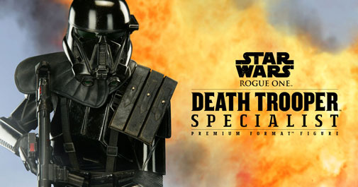Rogue One Death Trooper Premium Format