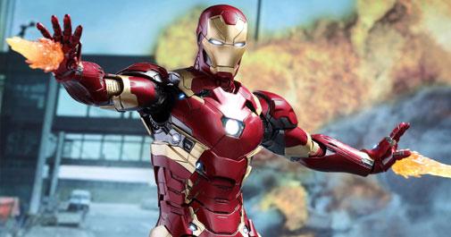 Iron Man Civil War