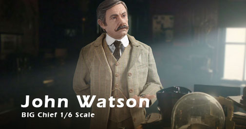 John Watson Abominable Bride Sherlock