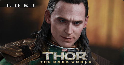 Loki - Thor: Dark World