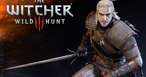 Prime 1 Witcher Geralt