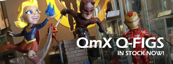 Qmx Q-Figs Pop Culture Collectibles