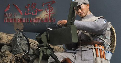 8th army gunner