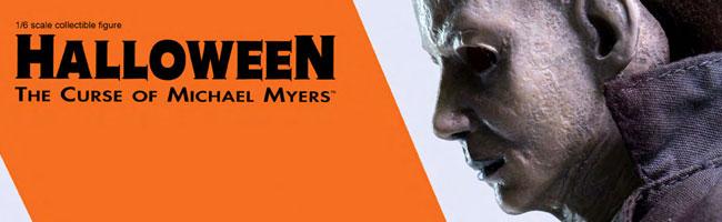 Mike Myers 1/6 Figure ThreeZero