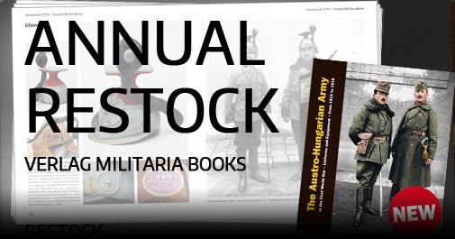 Verlag Militaria Restock