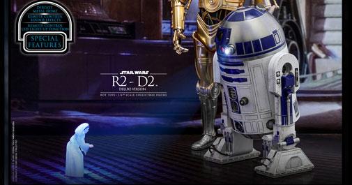 R2-D2 Deluxe Version