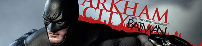 Hot Toys Batman Arkham City 1/6 Scale Collectible