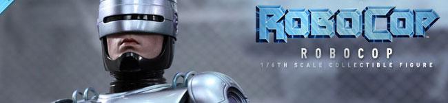 Robocop Collectible 1/6 Scale Action Figures