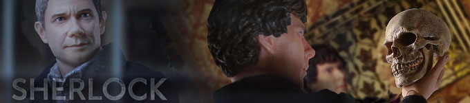 Sherlock Holmes and John Watson | Big Chief