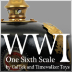 WWI in One Sixth from Timewalker Toys