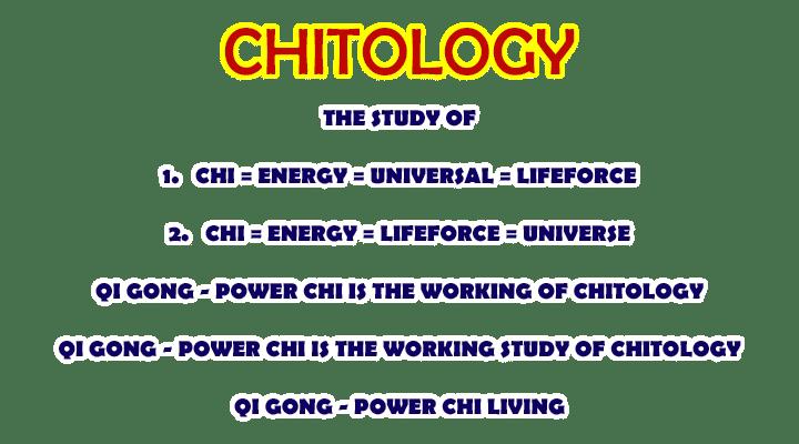 Chitology