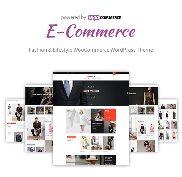 Woosome fashion lifestyle woocommerce wordpress theme for Lifestyle e commerce