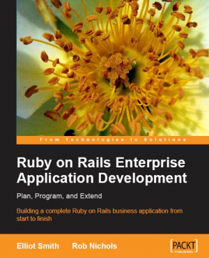 Ruby on Rails Enterprise Application Development Image